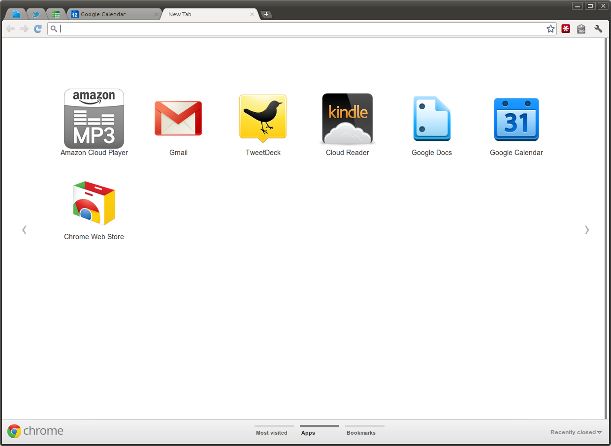 Download Google Chrome 15 0 854 0 Dev with a Redesigned