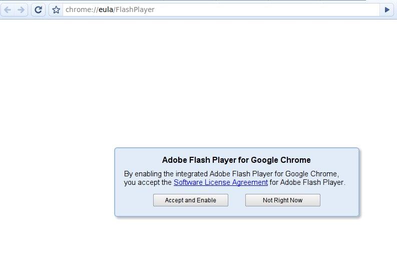 Use or fix Flash audio & video - Computer - Google Chrome Help
