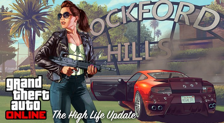 Download Grand Theft Auto 5 High Life Update 1 13 Now on PS3, Xbox 360