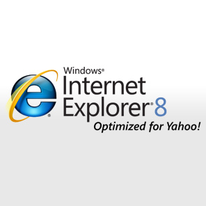 Google, like yahoo, has optimized version of ie 7.