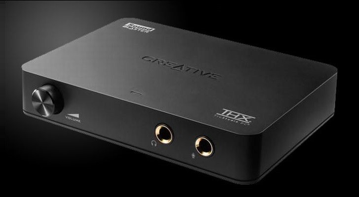 Creative Sound Blaster Audio Controller Driver for Windows 7