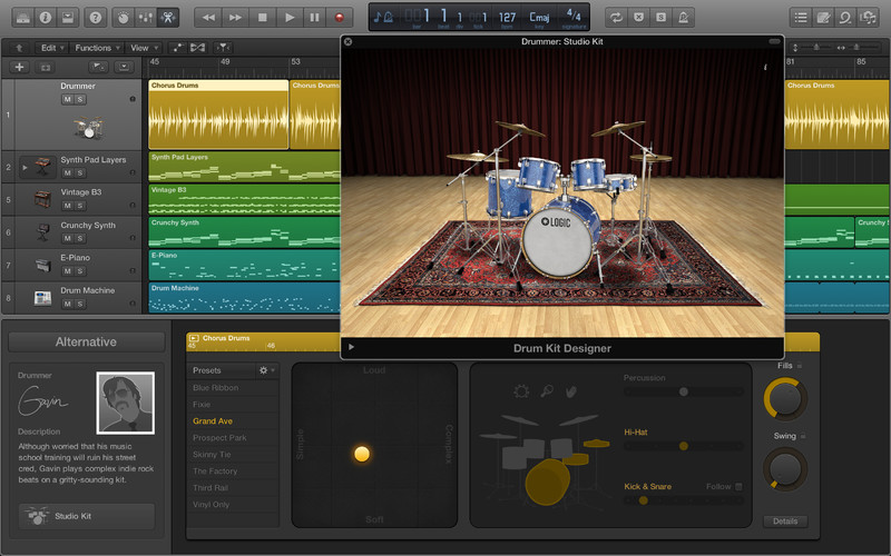 logic x pro free download mac