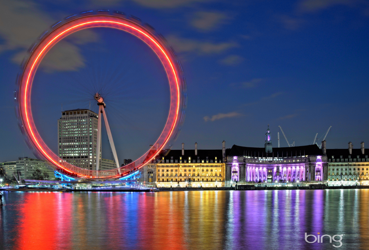 Download Msn And Bing Wallpaper And Screensaver Packs London
