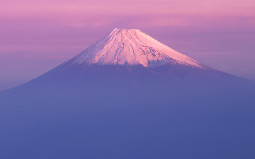 Download Mac Os X 107 Lion Fuji Mountain Wallpaper