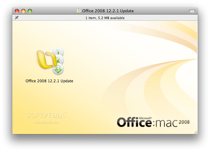 office 2008 for mac disk image