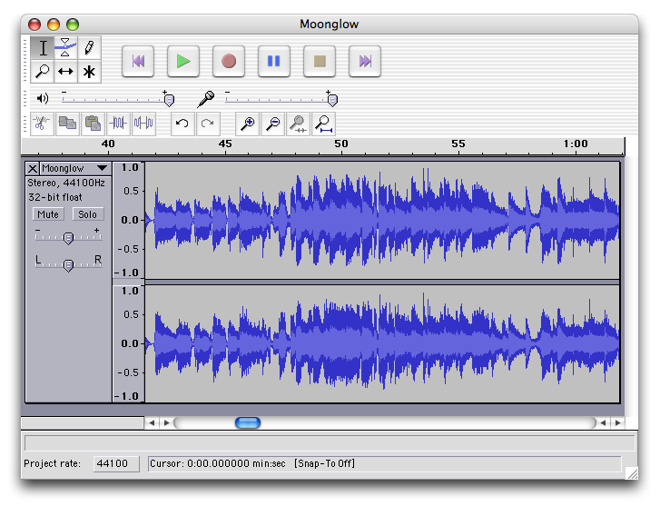 Download New Audacity 1 3 9 Beta for Mac OS X