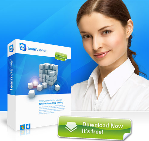 Download New TeamViewer 4 for Mac OS X (Free)