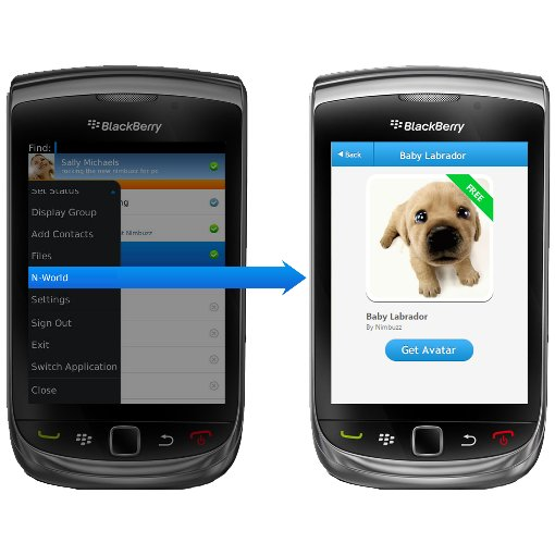 nimbuzz free download for blackberry mobile