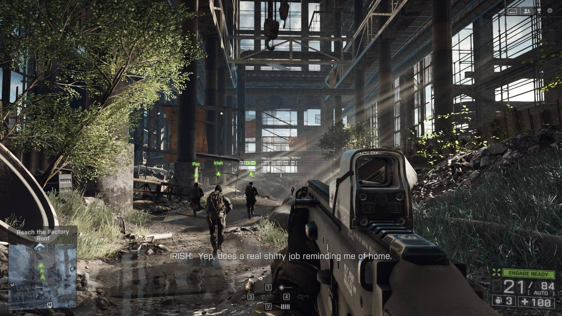 Download Now Battlefield 4 PS3 Update to Solve Crashes and Improve