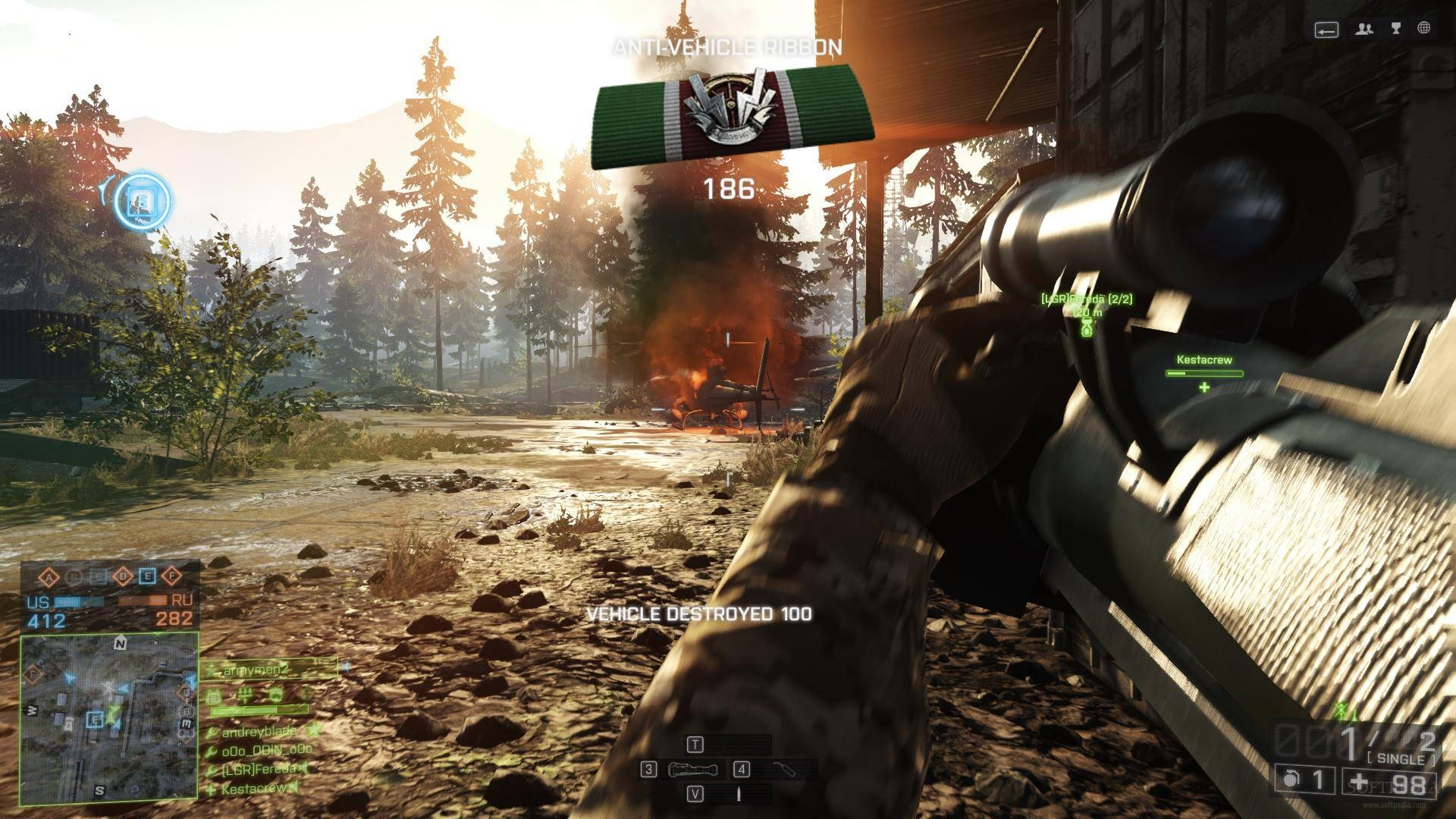 Download Now Battlefield 4 Updates on PS4 and PS3 to Fix Many Issues
