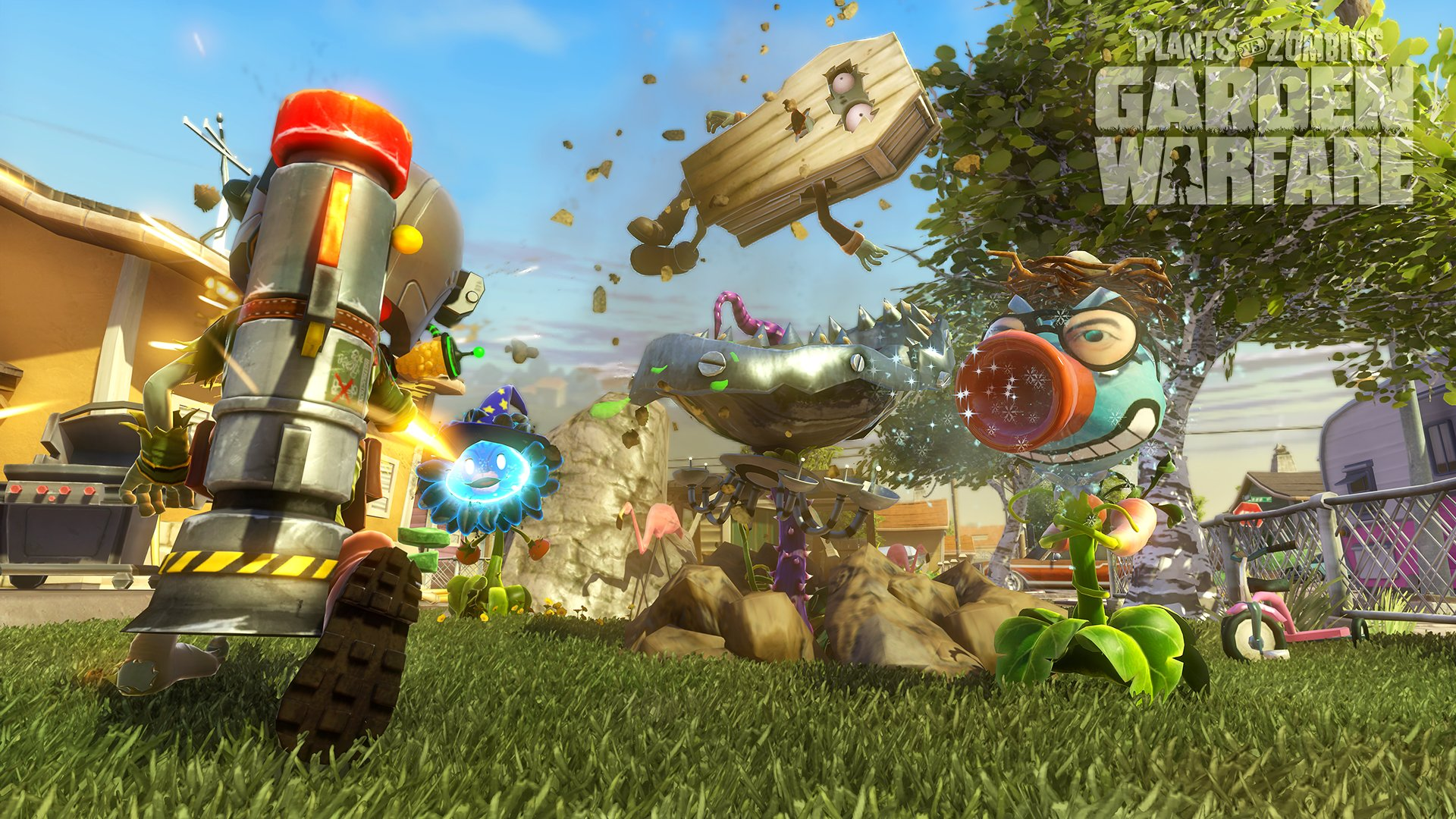 Garden Warfare Is Getting New Content Today, April 15