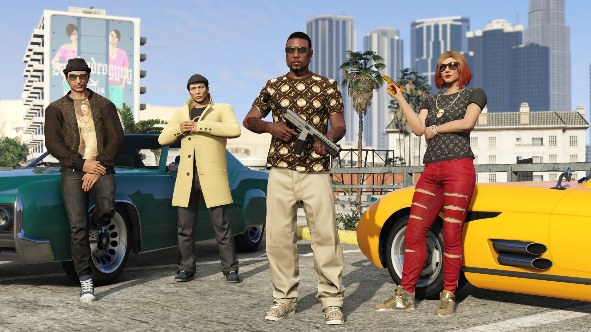 Download Now GTA 5 Ill-Gotten Gains Update 1 27, Check Out
