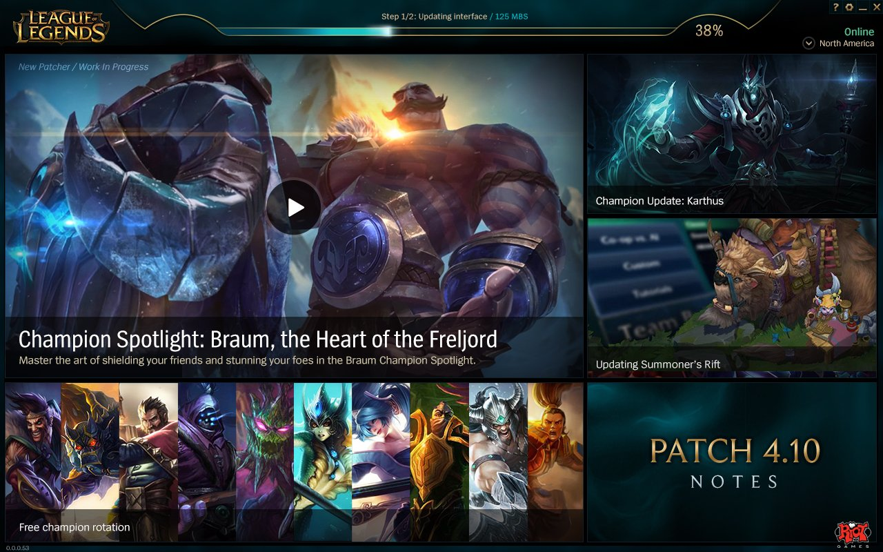 League of legends client full screen tutorial youtube.