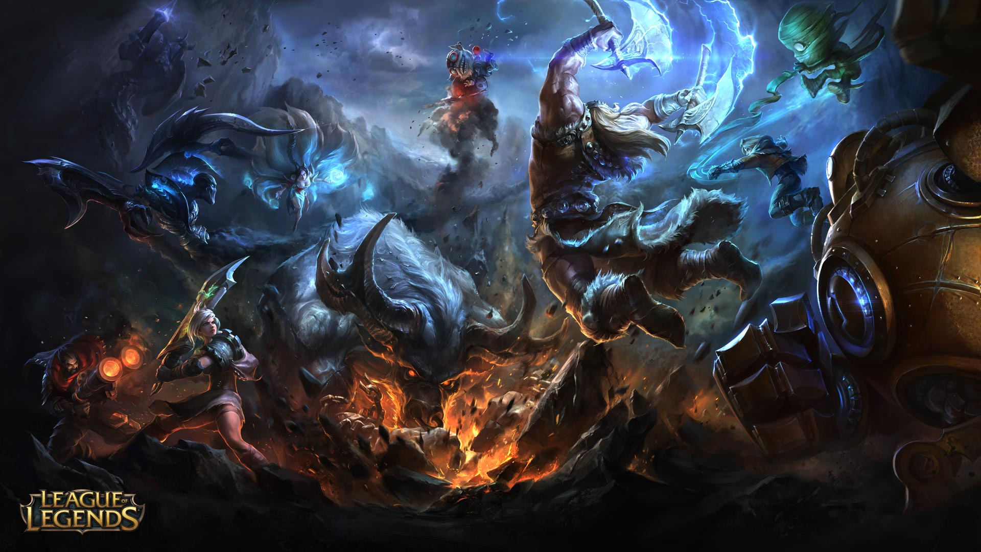 Download Now League of Legends Patch 5 6 to Get New Buffs to