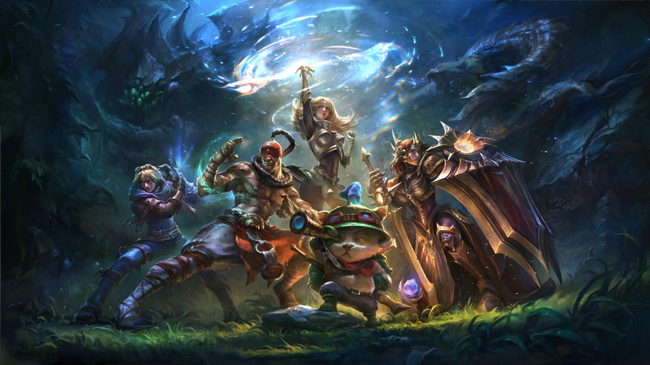 Download Now League of Legends Patch 5.6 to Get New Buffs ...