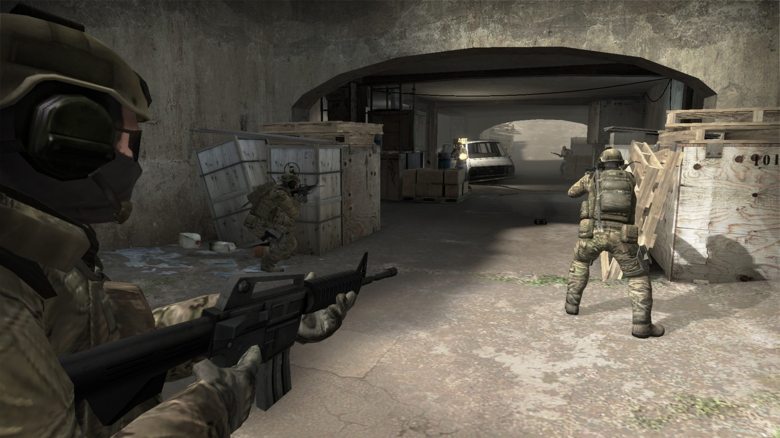 Download Now New CS:GO Update to Solve Game Crashes, Tweak Maps
