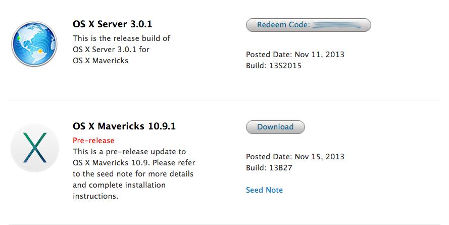 maverick 10.9.1