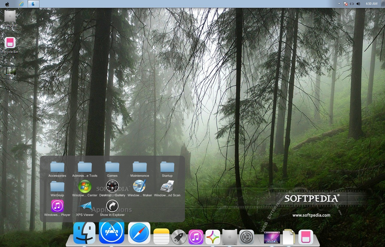 Download OS X Mavericks Transformation Pack 3 1 for Windows