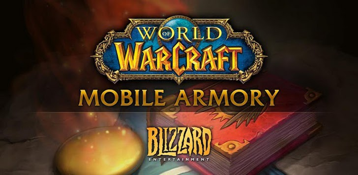 download official world of warcraft armory app for android 5 2 2