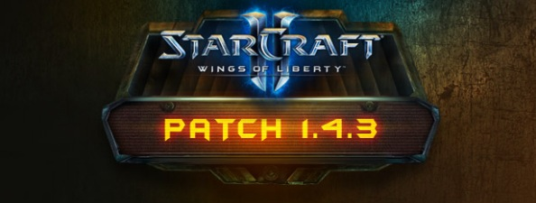 Starcraft 2 wings of liberty: patch 1. 4. 3   n4g.
