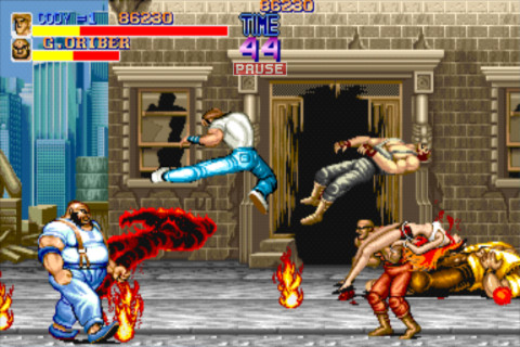 Final Fight (World, set 1) ROM Download for MAME - Rom Hustler