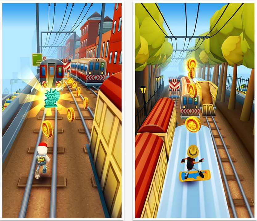Subway Surf Subway Surf