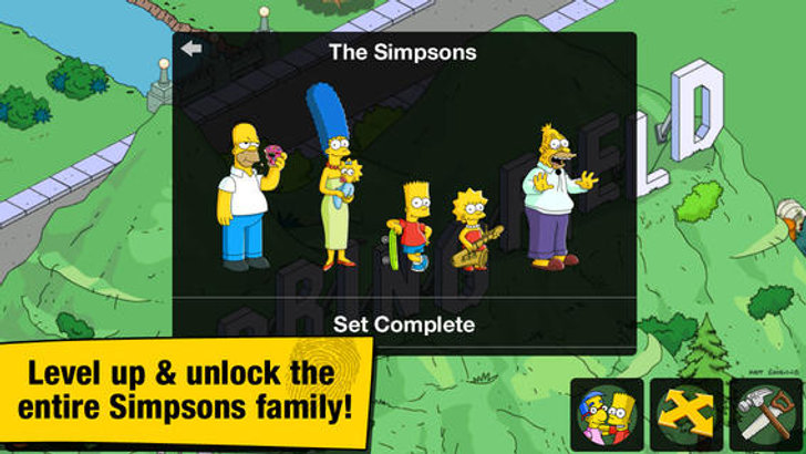 download simpson springfield per nokia