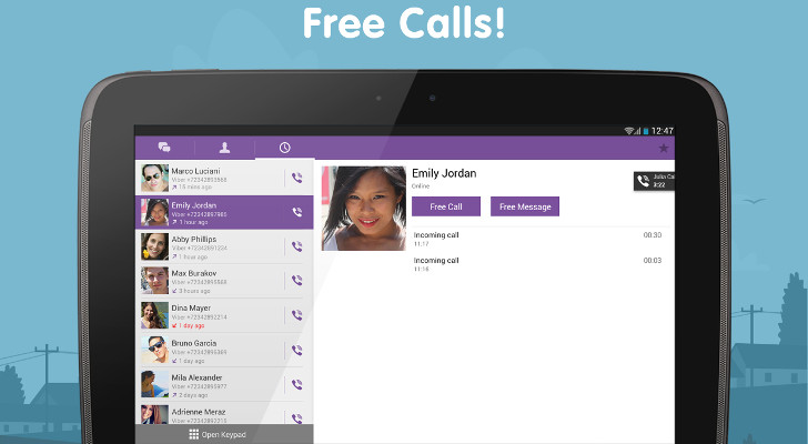 Download Viber for Android 4.3.0 with Improved Sticker Menu