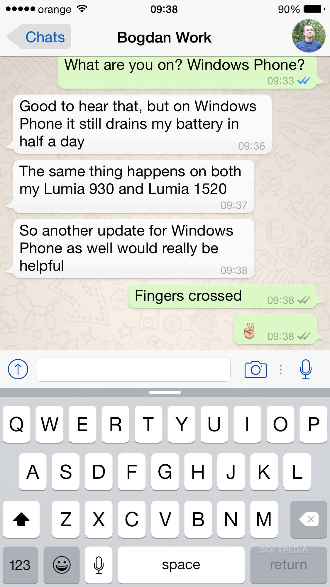 Download whatsapp watusi ipa for ios 10 iphone, here's how.
