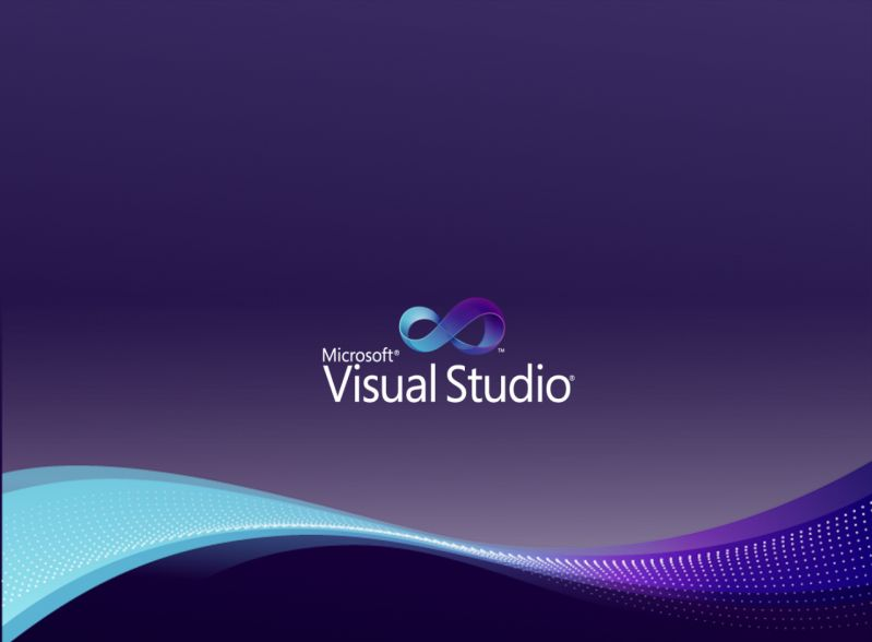 Visual Studio 2010 Wallpaper
