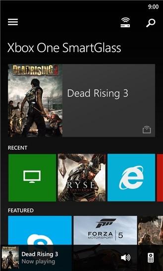 Download Xbox One Smartglass Beta 1 0 0 15 For Windows Phone