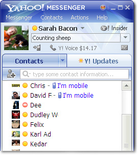 Yahoo messenger 10 free download (version 10. 0. 0. 1258).