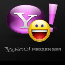 Yahoo! Messenger vista preview @ 64-bit vista stealth settings.
