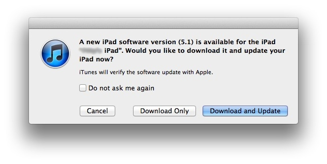 download ios 5 1 software update for iphone and ipad