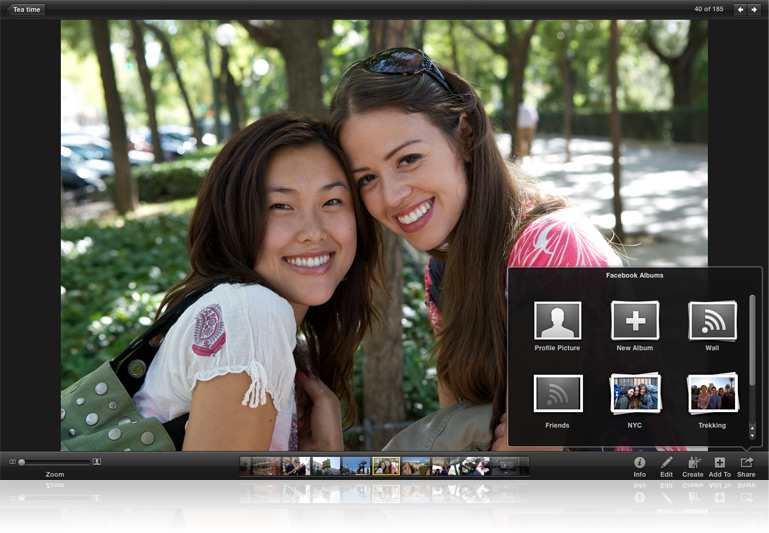 Part 2: Things You Should Know about iPhoto