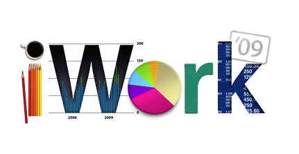 Apple accidentally shows iwork '09 download.