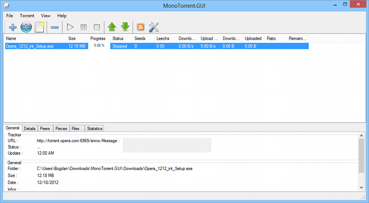 bittorrent application for windows