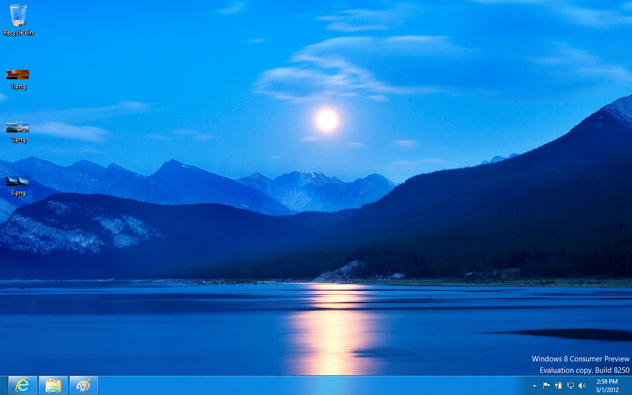download the first windows 8 theme nightfall and starlight