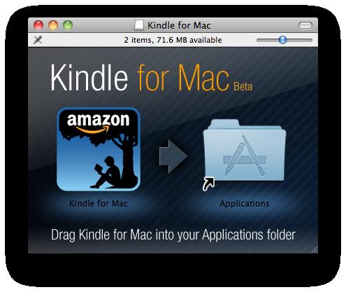 kindle mac download all