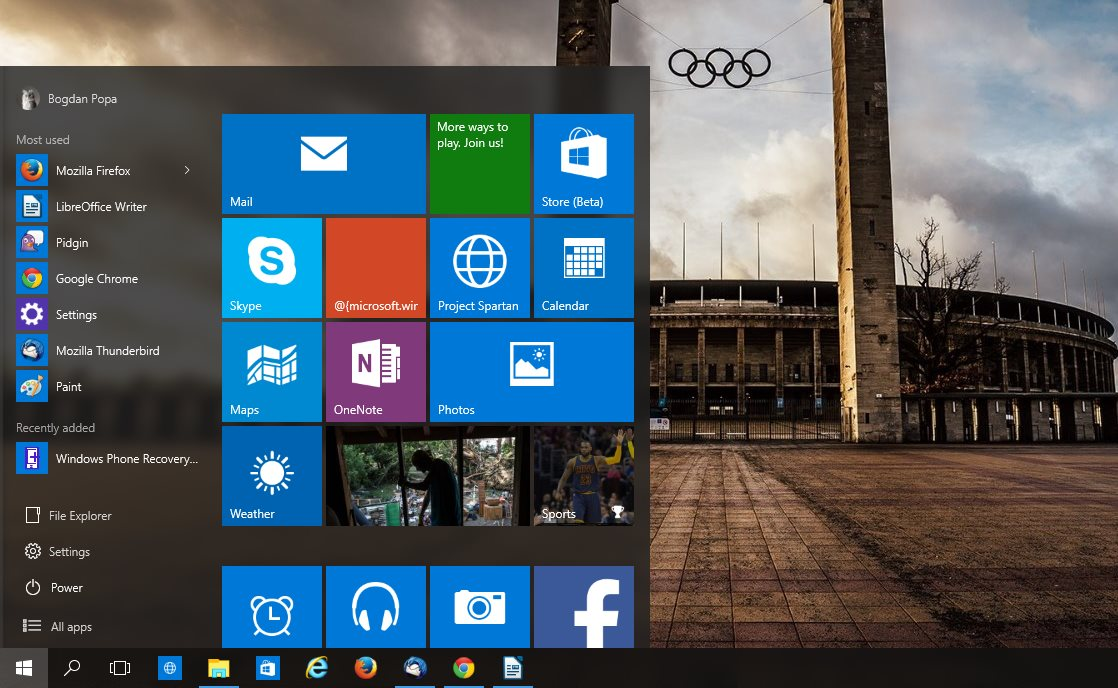 Download the Official Windows 10 Build 10130 ISOs