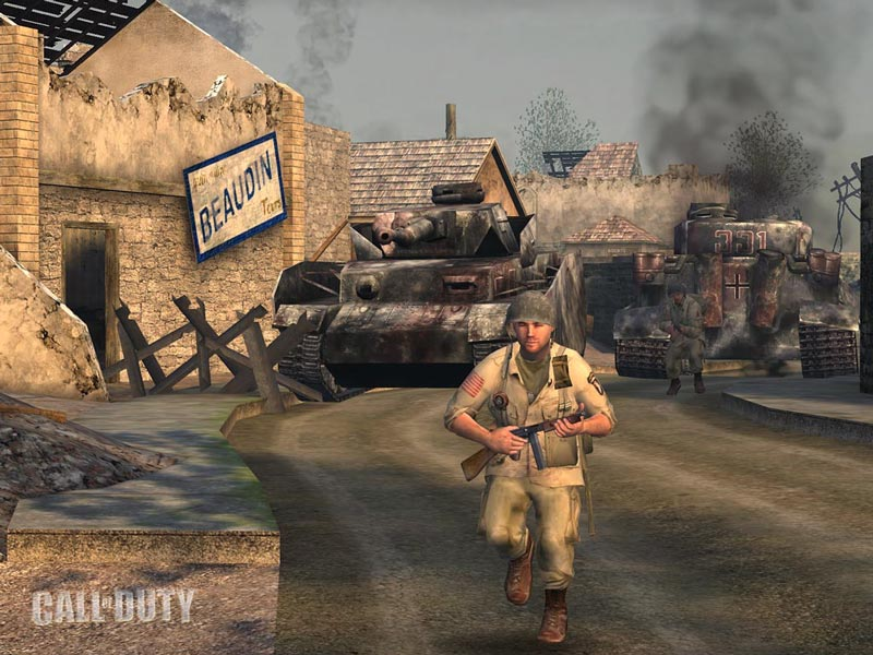 Downloadable Call Of Duty Deluxe For Mac Os X Now Available