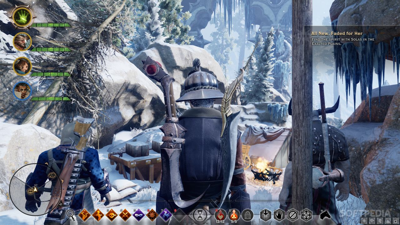 Popular Dragon Age: Inquisition Broken Quest Glitch Affects Trouble with  FP88