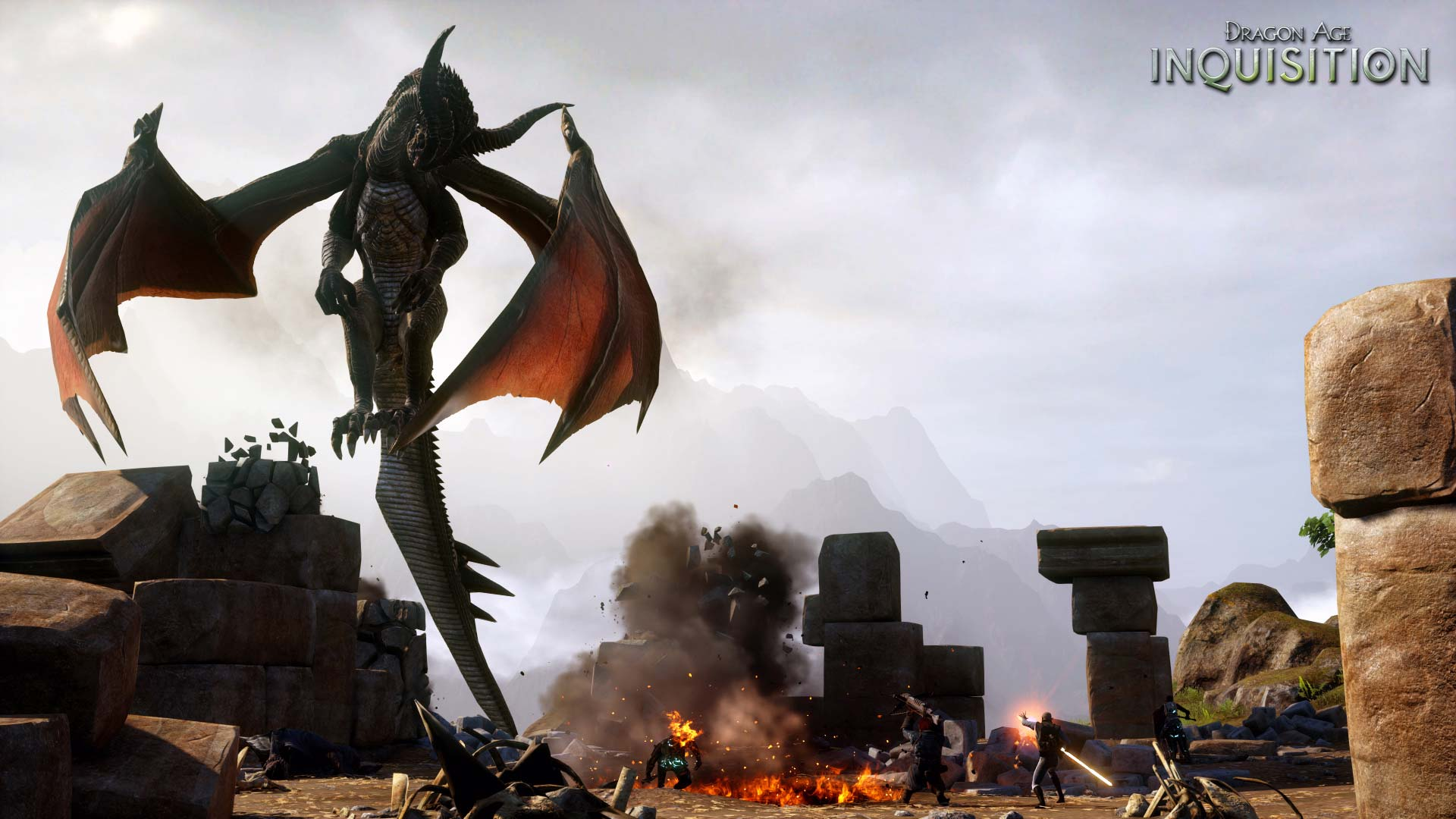 Dragon Age: Inquisition Developer Unsure About Resolution or ...