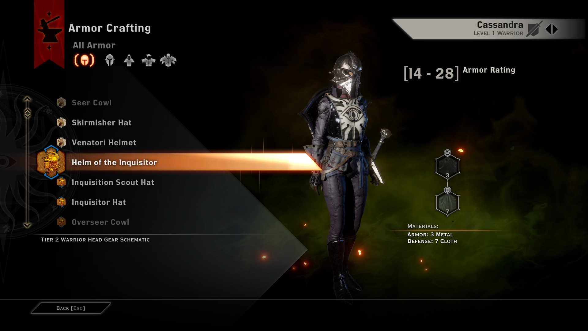 Dragon Age Inquisition Best Mage Build