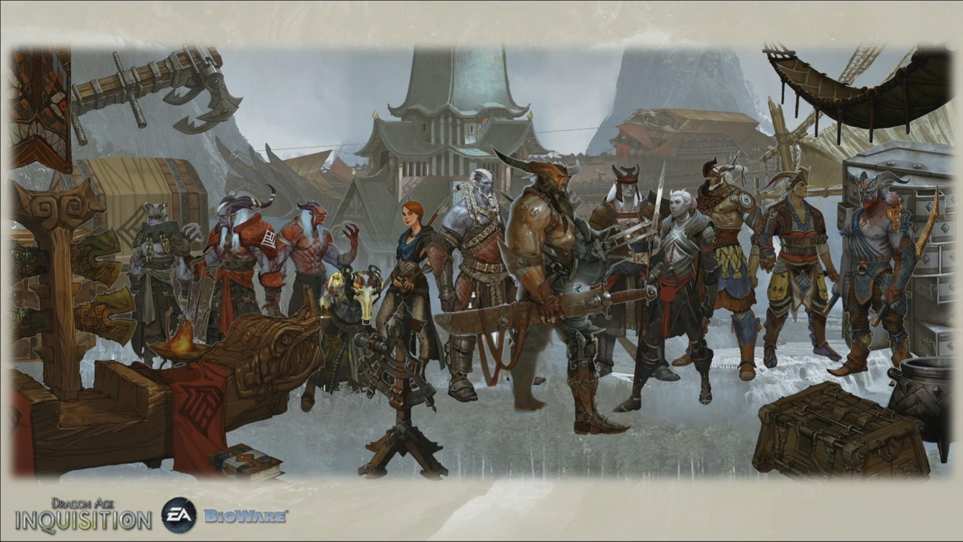 Dragon age inquisition the college of magi