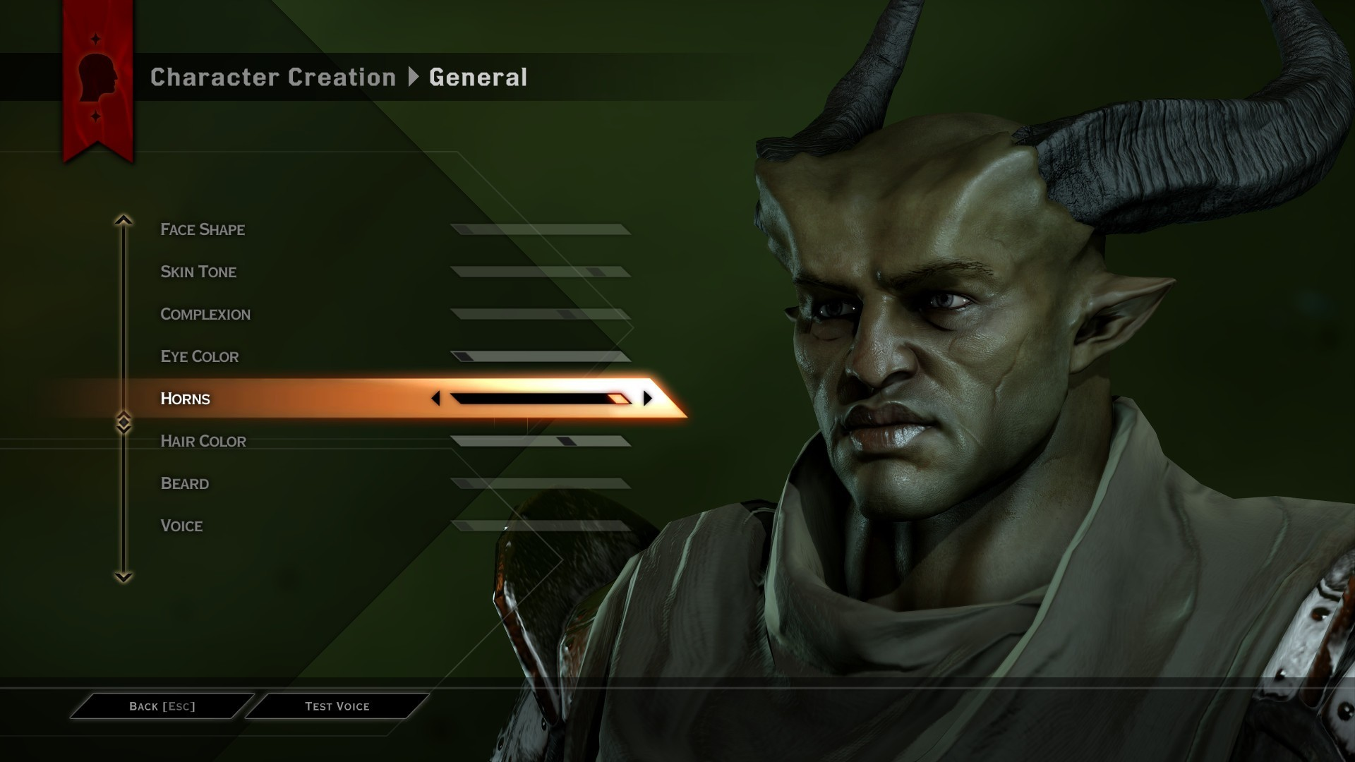 Dragon Age Inquisition Trailer Compresses Character Creation Into 3 Minute Feature