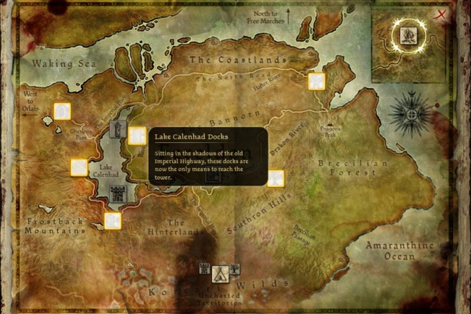Dragon Age: Origins – Fade and Maze on