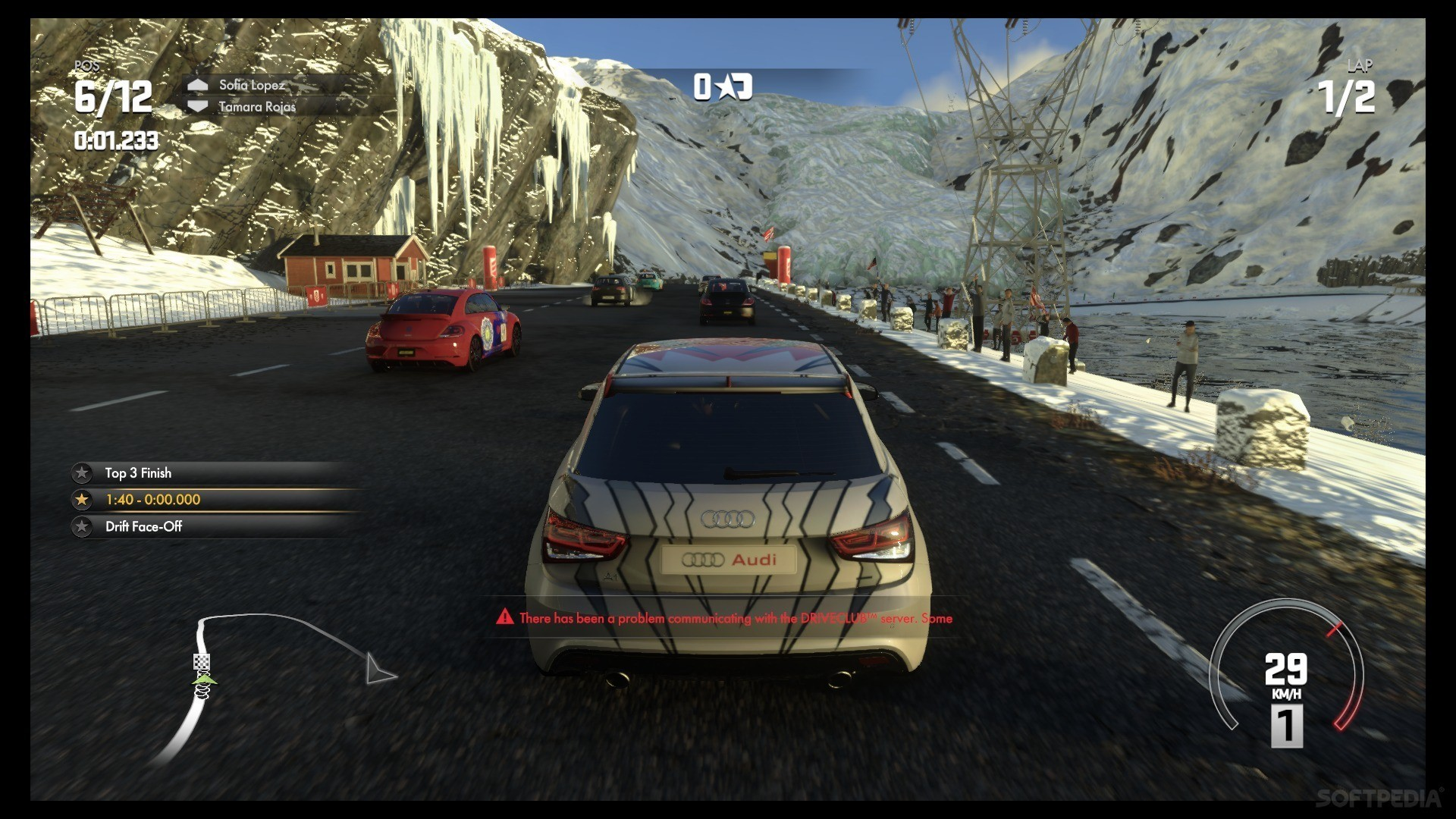 Driveclub Online Improvements and New Events Are Available ... on wasteland 2 map size, test drive unlimited 2 map size, burnout paradise map size, star citizen map size, forza horizon map size, the crew map size, destiny map size, minecraft map size,