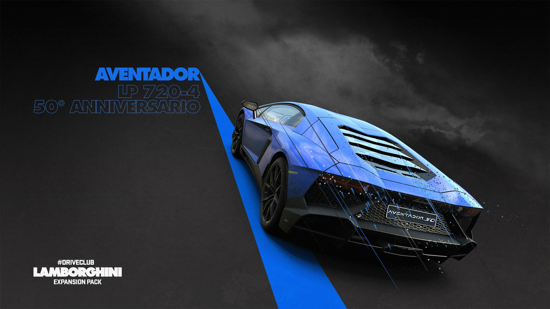 Driveclub Video Shows The Spectacular Lamborghini Aventador