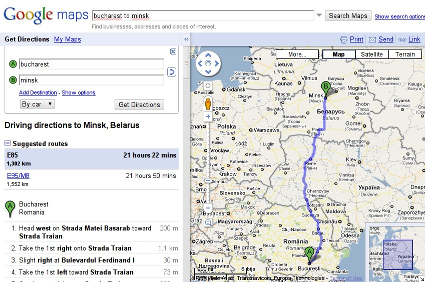 as well Google Lat Long  Helicopter view of your driving directions on together with Road Map Direction Driving Teachengus  United States USA Google Map likewise How to give dynamic driving directions to your customers as well  additionally Official Google Blog  Biking directions added to Google Maps moreover Driving Directions in Google Maps   YouTube also Google Maps API V3  DirectionsService  Driving Directions  ex le moreover How to Get Driving Directions in Google Maps  4 Steps besides  moreover  moreover Google Driving Directions By Car U Map Maps Via Royal Carriage additionally Adding Google Driving Directions Service to Google Maps   AppThemes together with google maps   Is there any way to get driving directions to a besides Google India Adds Driving   Walking Directions To Maps   MediaNama moreover How to Get Driving Directions in Google Maps  4 Steps. on driving directions on google